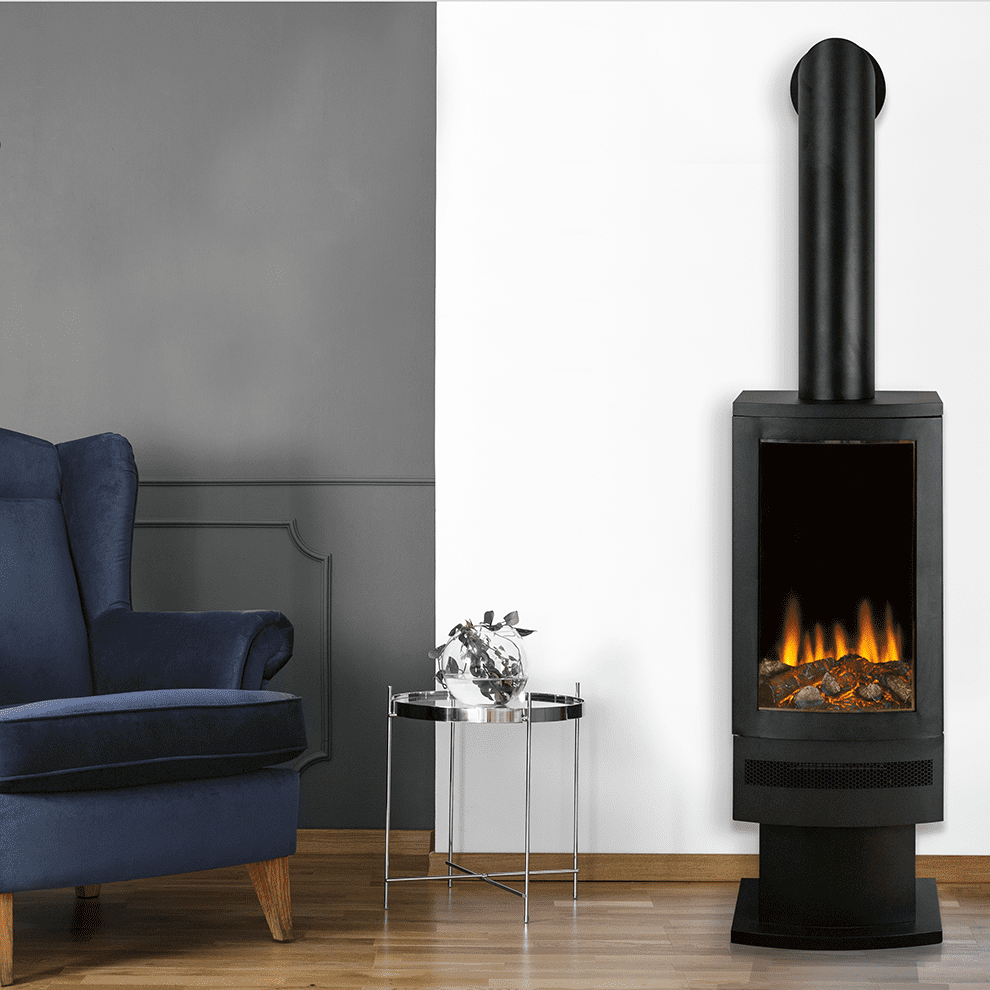 British Fires Bramshaw Electric Stove
