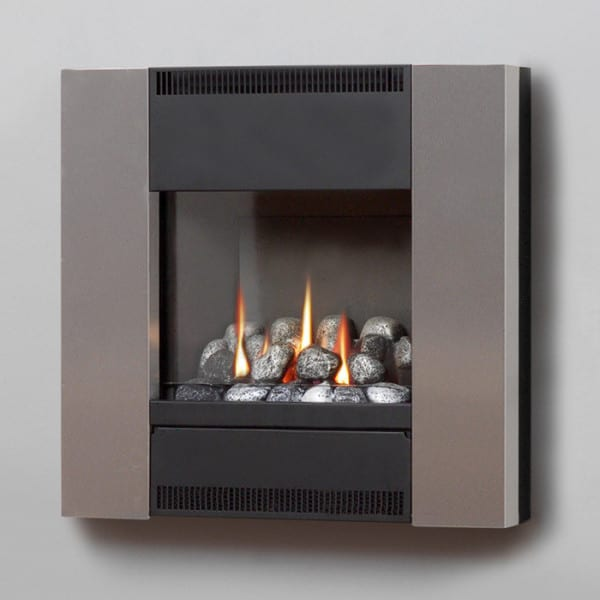 Burley Flueless Wall Hanging Gas Fire